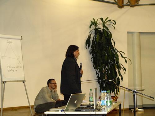 Артурас Дялтува об обучении организаций. По-прибалтийски спокойно и позитивно-профессионально.